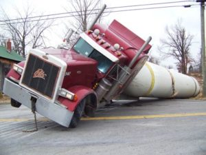 Chicago truck accident