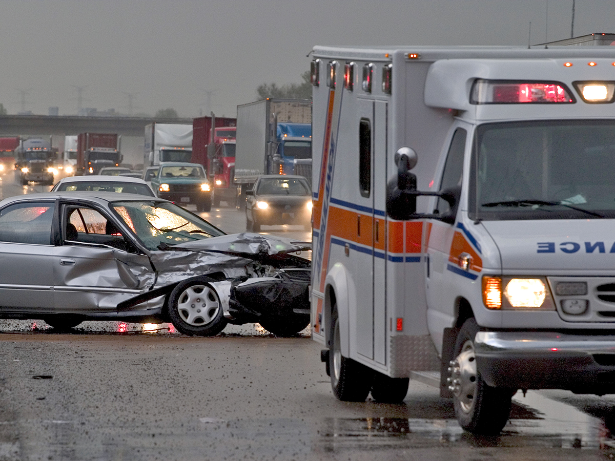 Chicago car accidents
